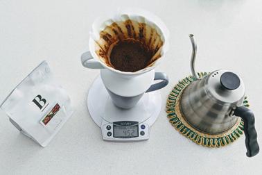 溫度對手沖咖啡的影響