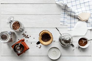 手沖咖啡各種技巧