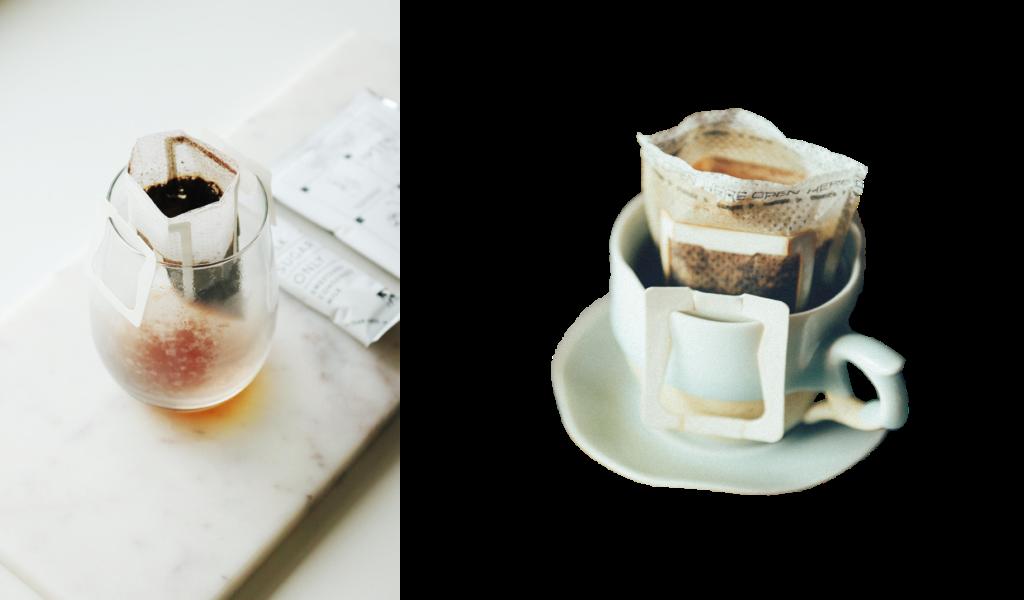 方形濾掛咖啡包