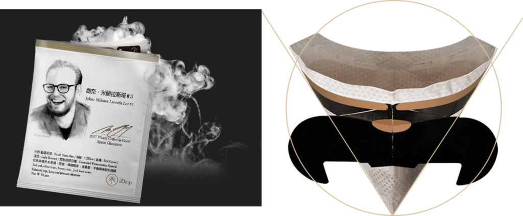 iDrip錐形濾掛咖啡包