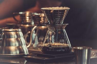 手沖咖啡的萃取原理