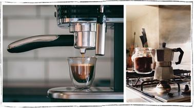 義式咖啡機 / 摩卡壺