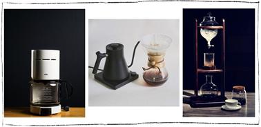 美式咖啡機 / 手沖咖啡 / 冰滴咖啡