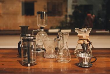 咖啡萃取器具使用