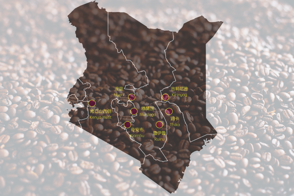 肯亞咖啡豆