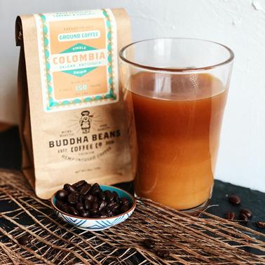 哥倫比亞商業咖啡豆和精品咖啡豆