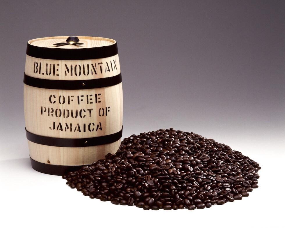 藍山咖啡-木桶包裝