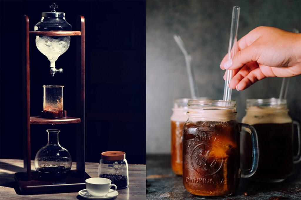 冷萃咖啡製作
