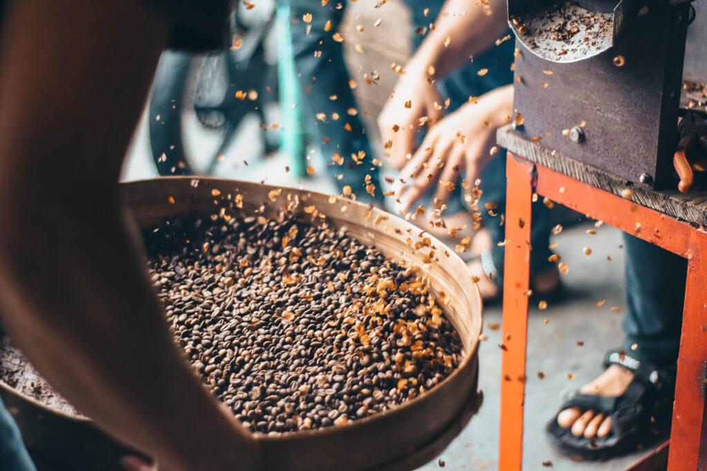 印尼各產區咖啡
