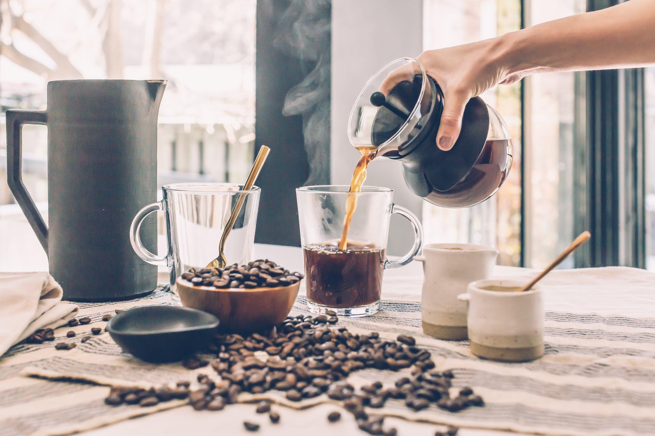 咖啡body校正