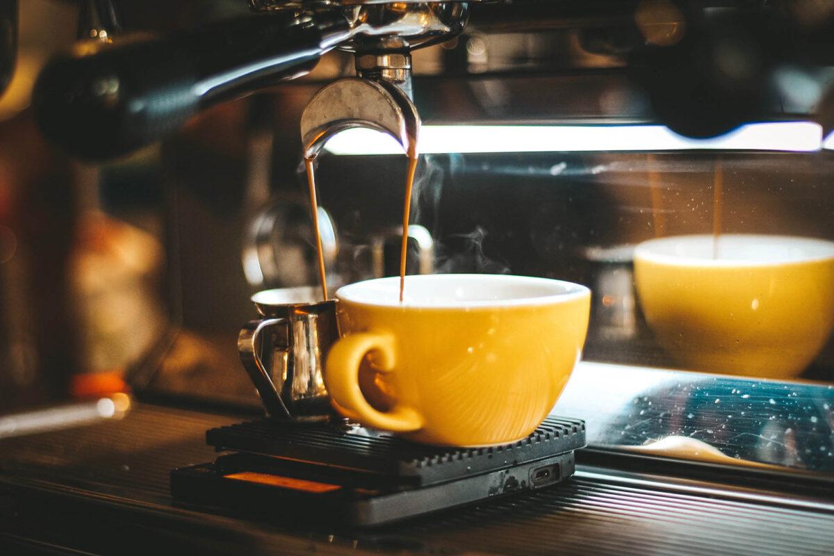 咖啡沖煮校正